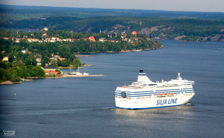 Stockholm - Kaknästornet -Cruising Attitude Sailing Blog | Discovery 55