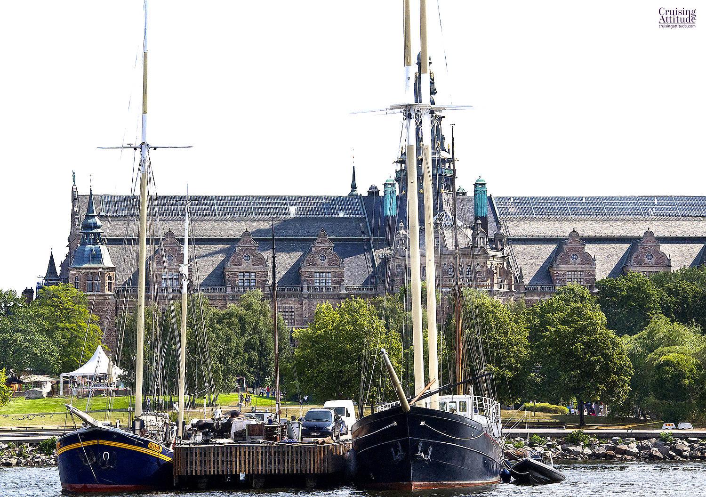 Stockholm - Nordic Museum - Cruising Attitude Sailing Blog | Discovery 55