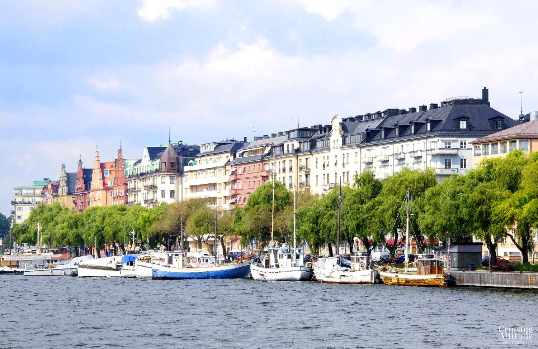 Stockholm - Norr Mälarstrand - Cruising Attitude Sailing Blog | Discovery 55