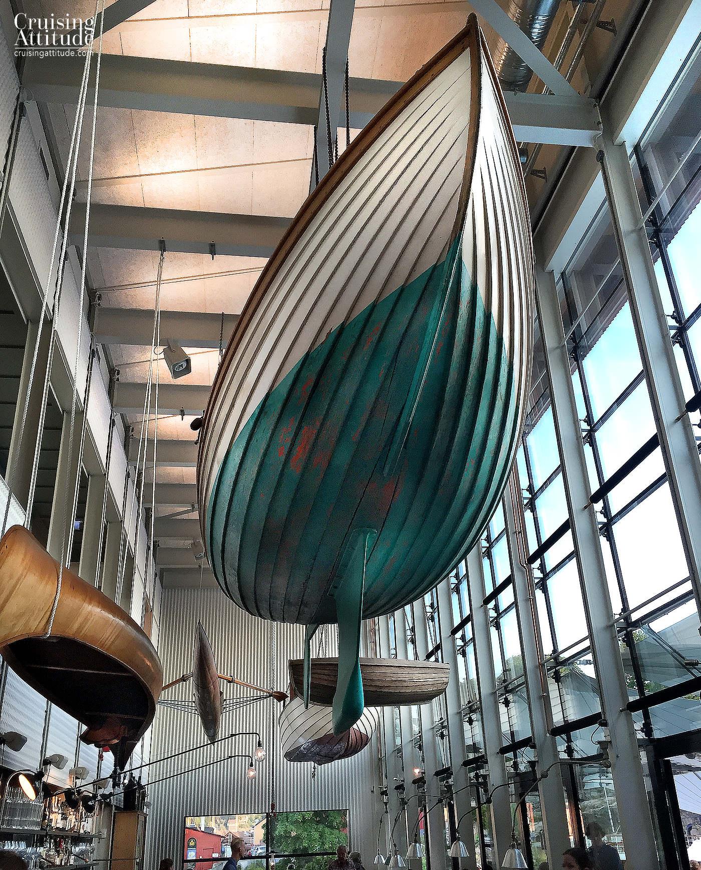 Stockholm - Oaxen Slip -Cruising Attitude Sailing Blog | Discovery 55