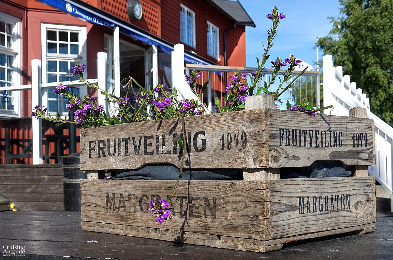 Sandhamn in Stockholm's Archipelago | Cruising Attitude Sailing Blog | Discovery 55
