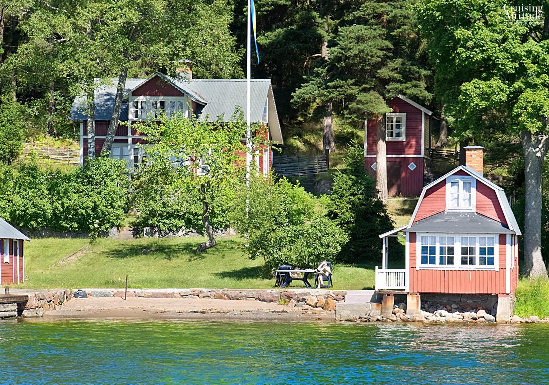 Gällnö Hemfladen in Stockholm's Archipelago | Cruising Attitude Sailing Blog | Discovery 55