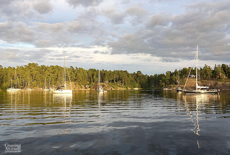 Själbottna in Stockholm's Archipelago | Cruising Attitude Sailing Blog | Discovery 55