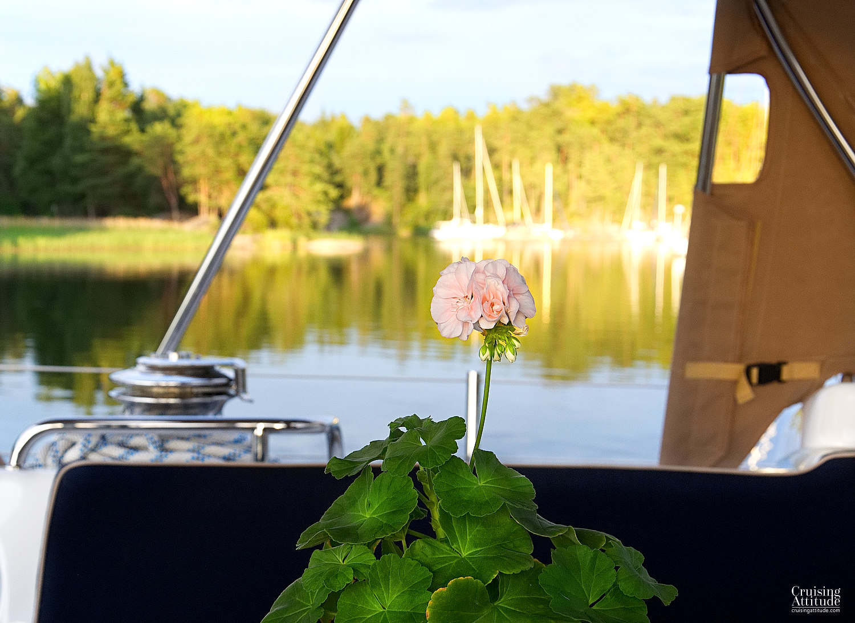 Lådna in Stockholm's Archipelago | Cruising Attitude Sailing Blog | Discovery 55