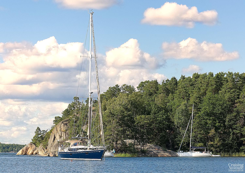 Träskö-Storö in Stockholm's Archipelago | Cruising Attitude Sailing Blog | Discovery 55