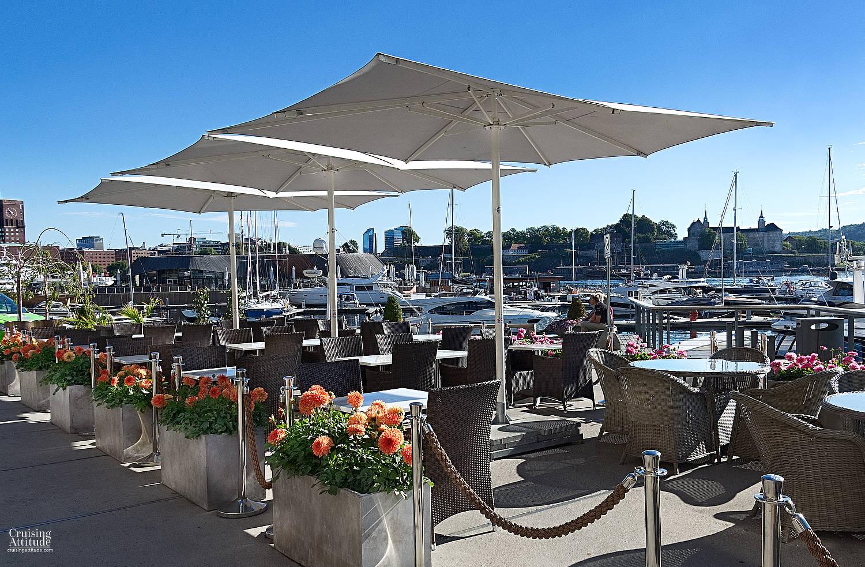 Aker Brygge/Tjuvholmen, Oslo | Cruising Attitude Sailing Blog | Discovery 55
