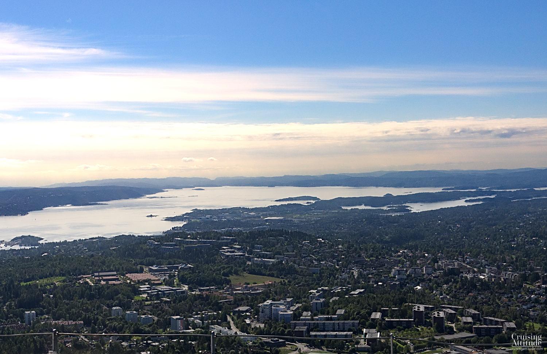 City Visit Oslo - Holmenkollen | Cruising Attitude Sailing Blog | Discovery 55