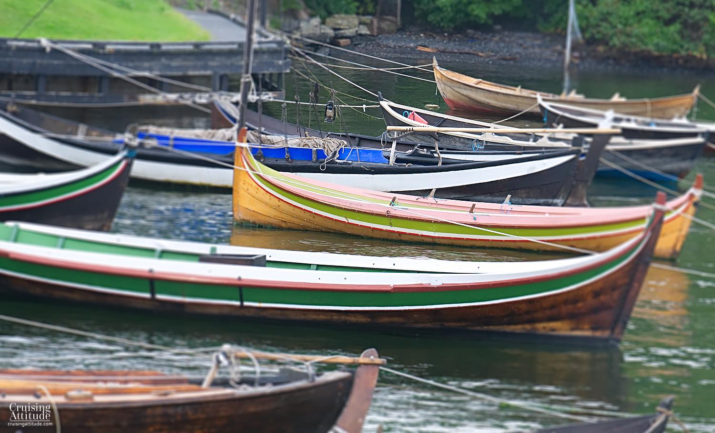 City Visit Oslo - Bygdøy | Cruising Attitude Sailing Blog | Discovery 55