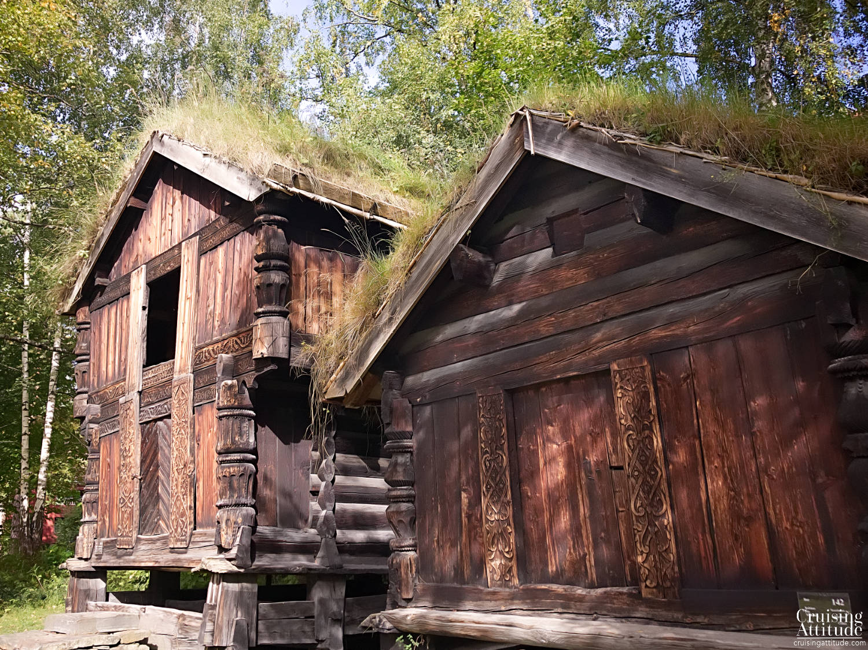 Norwegian Folk Museum | Cruising Attitude Sailing Blog | Discovery 55