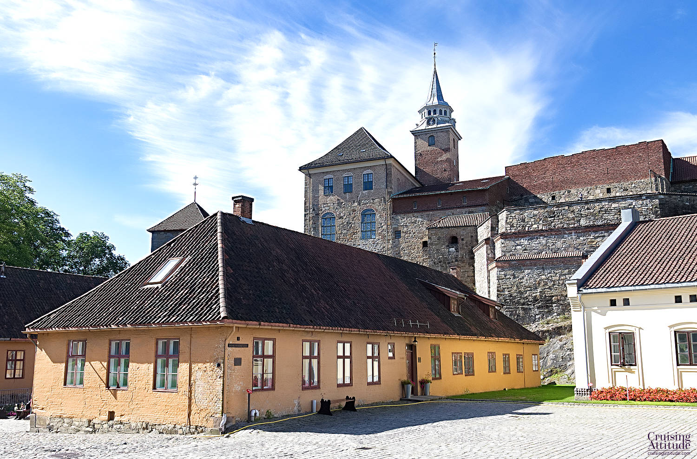 Akershus Fortress | Cruising Attitude Sailing Blog | Discovery 55