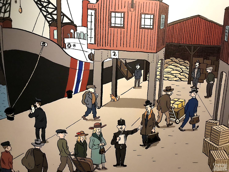 Norwegian Maritime Museum | Cruising Attitude Sailing Blog | Discovery 55